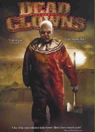 DEAD CLOWNS BY ROCHON,DEBBIE (DVD)