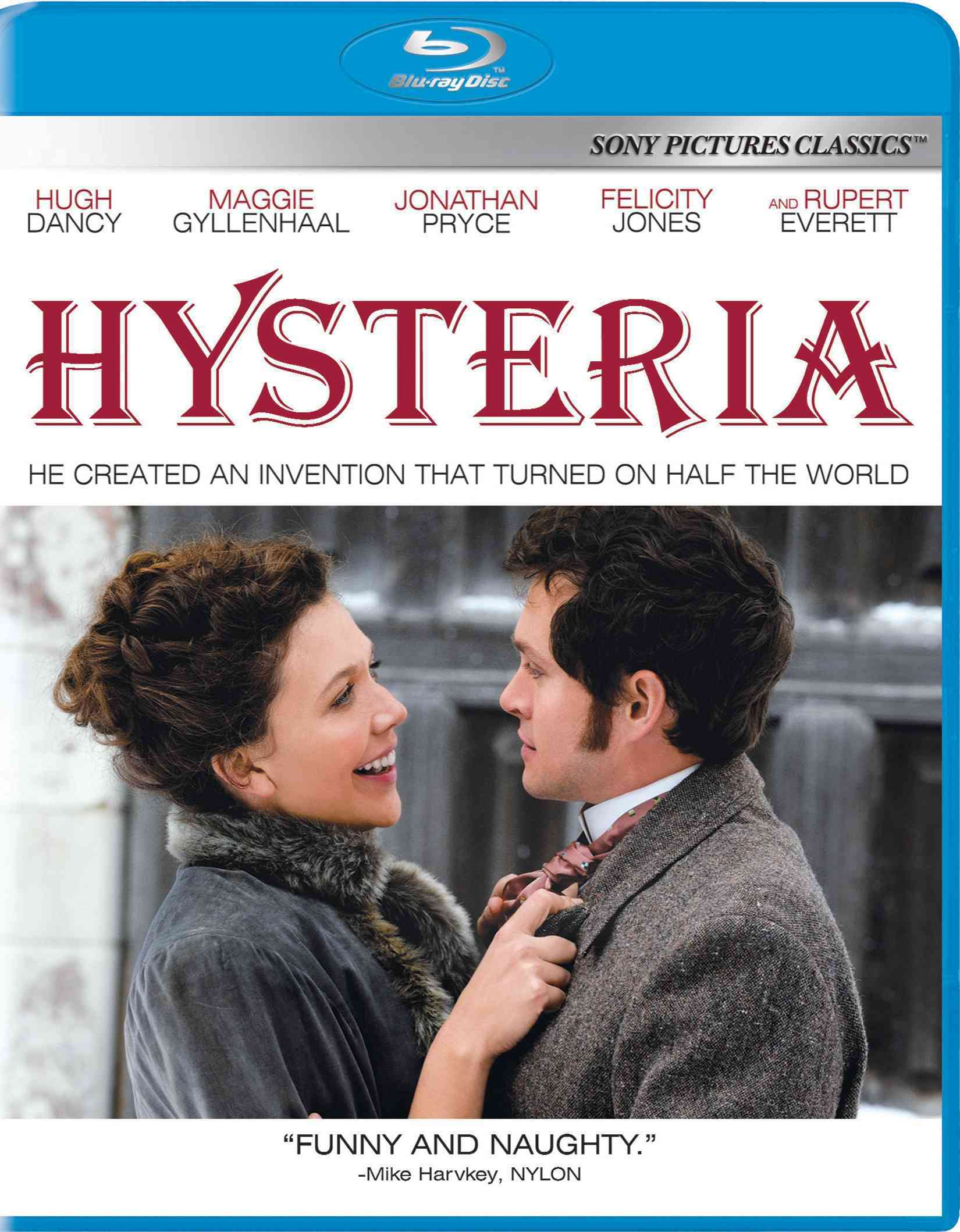 HYSTERIA BY DANCY,HUGH (Blu-Ray)
